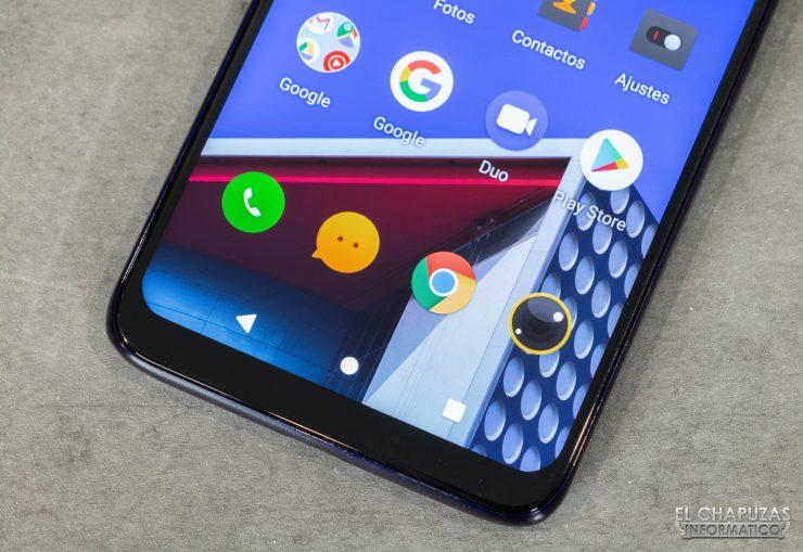 Elephone E10 Pro - Pantalla en detalle