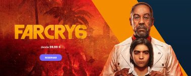 Far Cry 6 anunciado; Watch Dogs Legion y Assassin's Creed Valhalla estrenan gameplay