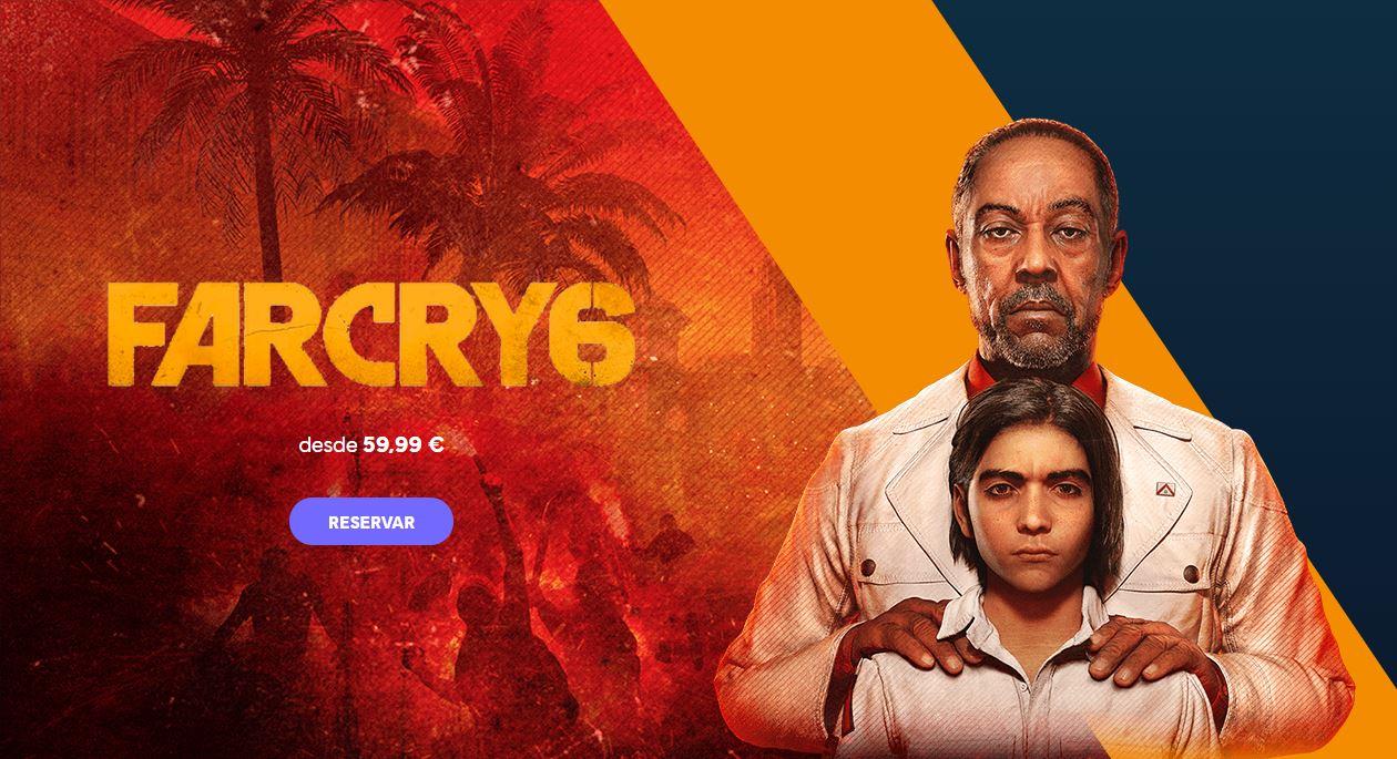 Far Cry 6 se asocia con AMD para traer el RayTracing, Variable Rate Shading y FidelityFX CAS