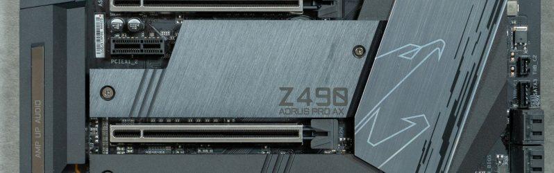 Review: Gigabyte Z490 Aorus Pro AX