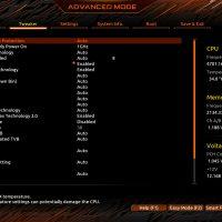 Gigabyte Z490 Aorus Pro AX BIOS 3 200x200 42