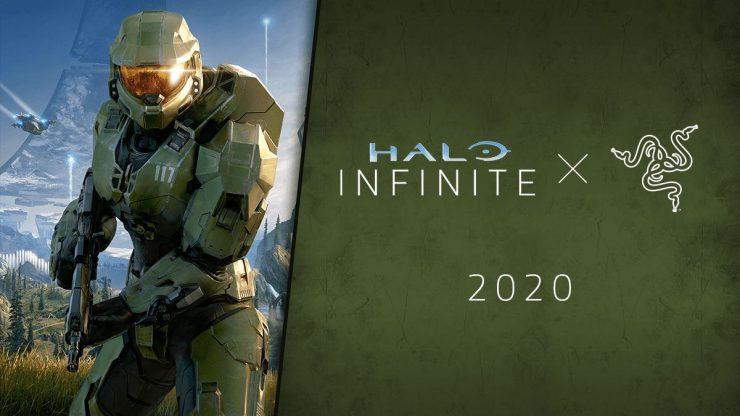 Halo Infinite x Razer