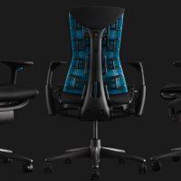 Herman Miller x Logitech G Embody: La verdadera silla gaming ergonómica cuesta 1.276 euros