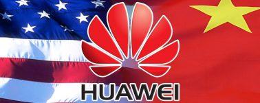 Sony y Kioxia solicitaron a los Estados Unidos una licencia para poder comerciar con Huawei