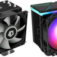 ID-Cooling SE-914-XT: Disipador compacto con 4x heatpipes y compuesto térmico de alta gama