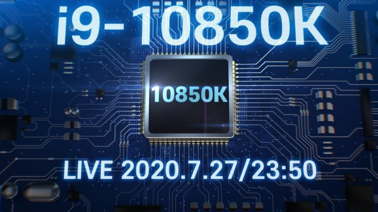 Core i9-10850K