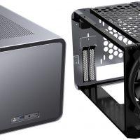 Jonsbo V8: Chasis Mini-ITX que permite montar un equipo tope de gama en un tamaño reducido