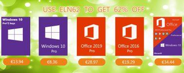 Ahora no puedes salir de casa sin tu mascarilla… ni tu licencia de Windows 10 desde 6,73 euros