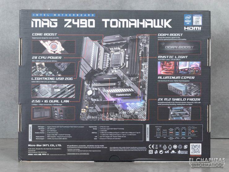 MSI MAG Z490 Tomahawk 01 1 740x557 3