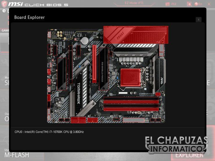 MSI MAG Z490 Tomahawk - BIOS 7