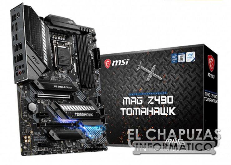 MSI MAG Z490 Tomahawk - Oficial