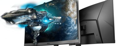 MSI Optix G32CQ4: Panel VA curvo de 31.5″ con resolución Quad HD @ 165 Hz