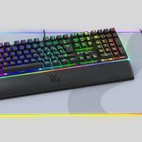 Newskill Nemesis V2: Alfombrilla gaming en dos colores y con iluminación RGB