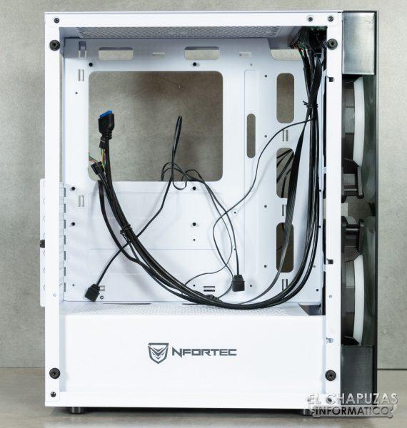 Nfortec Sygnus - Interior