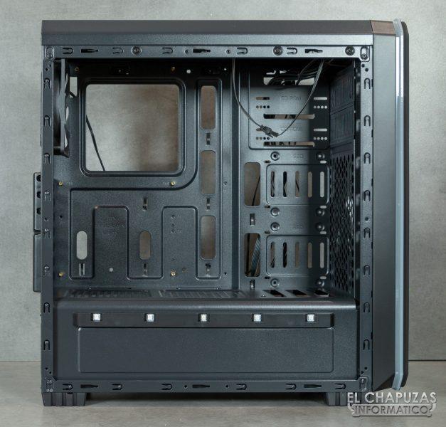 Nox Hummer MC Pro - Interior