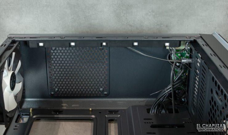 Nox Hummer MC Pro - Interior superior