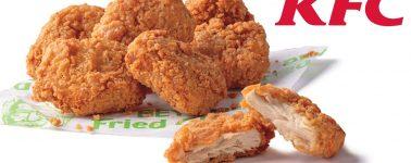 KFC ofrecerá nuggets de pollo fabricados mediante bioimpresión en 3D, la «carne del futuro»