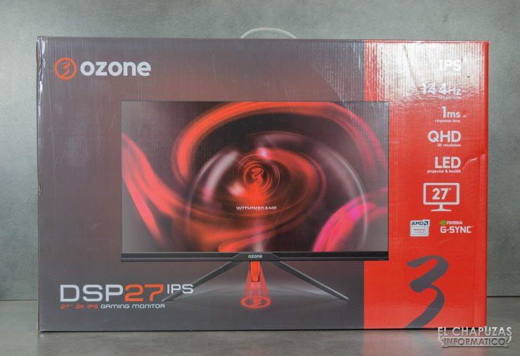 Ozone DSP27 IPS - Embalaje 1