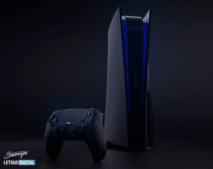 PlayStation 5 negra