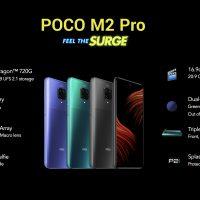 Poco M2 Pro: 6.7″, Snapdragon 720G y esquinas reforzadas para absorber golpes