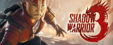 Devolver Digital anuncia Shadow Warrior 3, el primer gameplay se mostrará el 11 de Julio