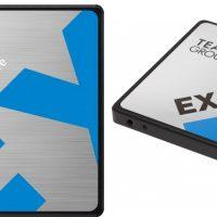 Team Group EX2 SSD: Los SSDs en formato de 2.5″ SATA III siguen vivos