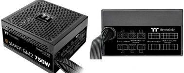 Thermaltake Smart BM2: Fuentes de alimentación 80 Plus Bronze con diseño semi-modular