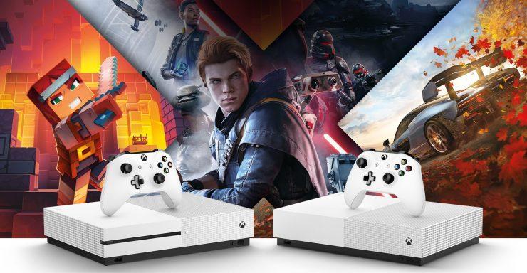 Xbox One X y Xbox One S All Digital Edition 740x384 0
