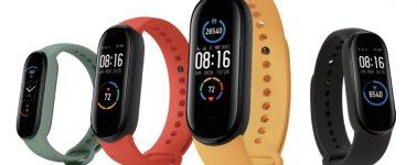 Xiaomi lanza su Mi Smart Band 5: Sensor cardíaco un 50% más preciso y un precio de 40€