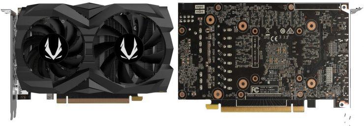 Zotac Gaming GTX 1660 SUPER Twin Fan 6GB GDDR6 740x256 1