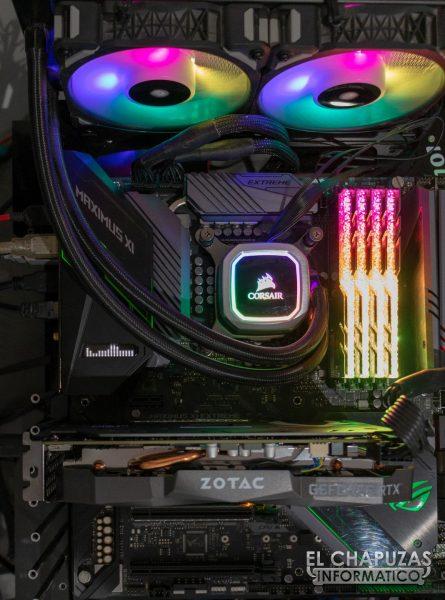 Zotac GeForce RTX 2060 - Equipo de pruebas 1