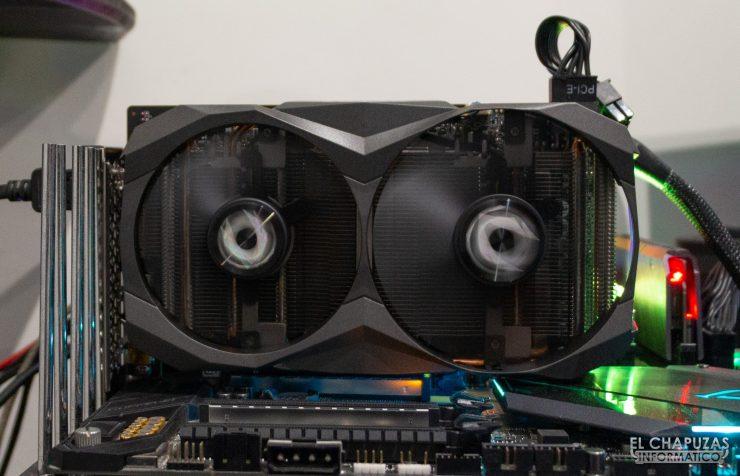 Zotac GeForce RTX 2060 - Equipo de pruebas 3