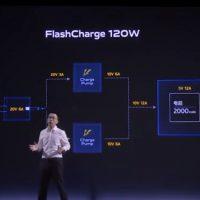 iQOO anuncia su tecnología de carga Super FlashCharge 120W: 4000 mAh de 0 a 100% en 15 minutos