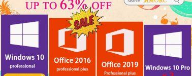 Llévate tu licencia de Windows 10 a un precio de partida de 6,45 euros