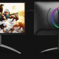 AOC lanza sus monitores AGON AG273QXP (27″ QHD @ 165 Hz) & AGON AG251FZ2E (24.5″ FHD @ 240 Hz)