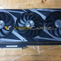Asus ROG Strix GeForce RTX 3090 filtrada en imagen