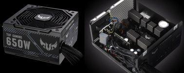 Asus anuncia sus fuentes de alimentación TUF Gaming Bronze