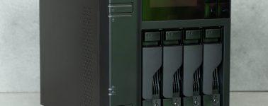 Review: Asustor AS6604T (NAS 4 bahías + 2x M.2)
