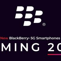 BlackBerry volverá a probar suerte con un smartphone 5G y teclado físico en el 2021