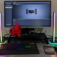 Review: Corsair iCUE LT100 (Torres RGB)