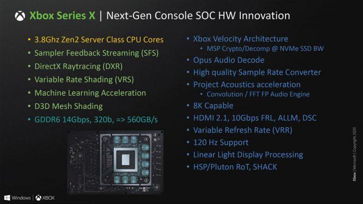 Especificaciones Xbox Series X 1 740x416 0