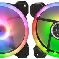 GELID Stella: Ventilador con exceso de iluminación ARGB, pero bastante económico para lo que ofrece