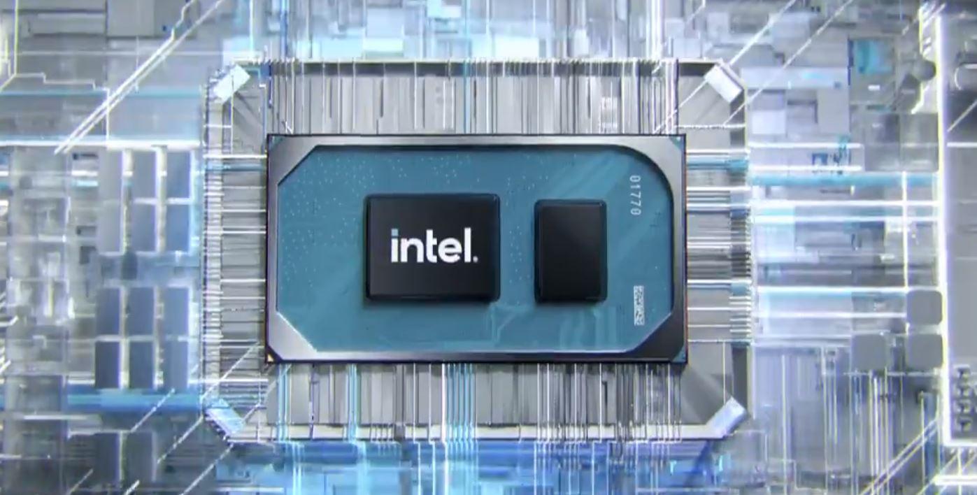 El Intel Core i7-11370H (4 núcleos) aparece superando al AMD Ryzen 5 4600H (6 núcleos)