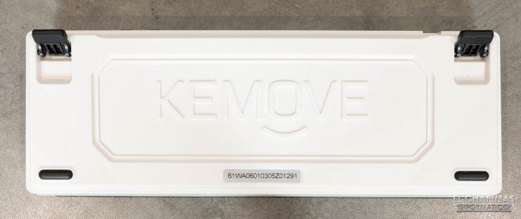 Kemove DK61 Snowfox - Base