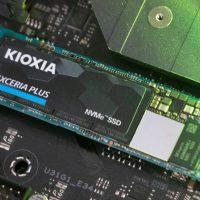 Kioxia y Western Digital anuncia su 6ª Gen de chips de memoria 3D NAND Flash de 162 pisos