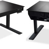 Lian Li DK-04FX: La «mesachasis» gaming eléctrica más compacta, pero no por ello económica, de Lian Li