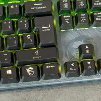 Review: MSI Vigor GK50 Elite (Kailh Box White)