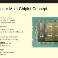 El procesador RISC-V Ariane alcanza los 4096 núcleos empleando un diseño multi-chiplet @ 22nm