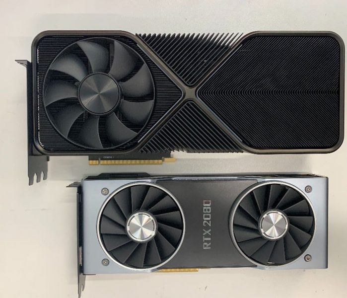 GeForce RTX 3090 vs GeForce RTX 2080