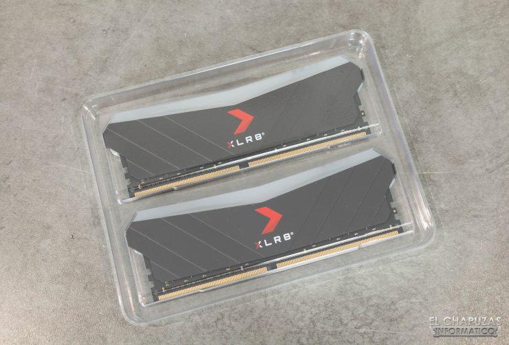 PNY XLR8 RGB - Embalaje 3